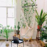 Hangstoel: in standaard of gewoon aan het plafond?
